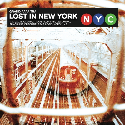 lost in new york cover