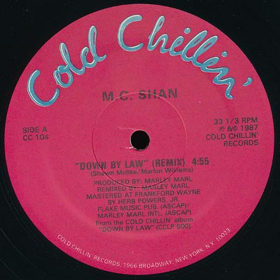 MC Shan - It Don't Mean A Thing / I Ran The Game