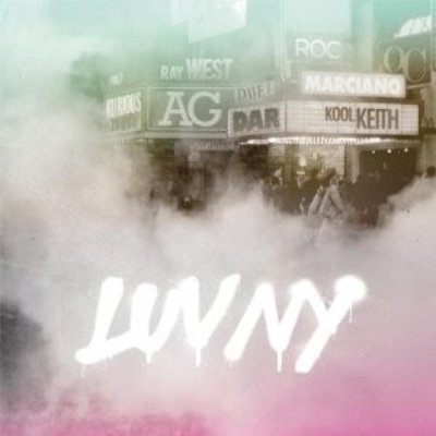 luv ny cover