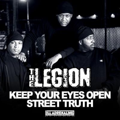 the legion cover