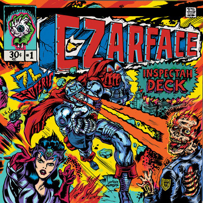 czarface cover 2