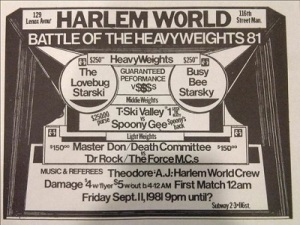 harlem world flyer