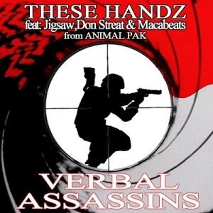 verbal assassins cover