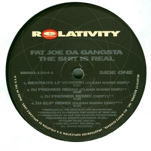 fat joe label