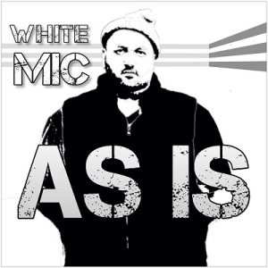 white mic cover