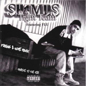 shamus cover