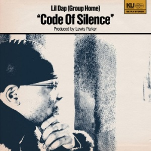 lil dap code of silence cover