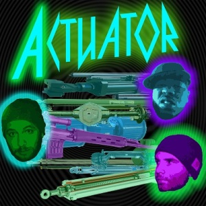 actuator cover