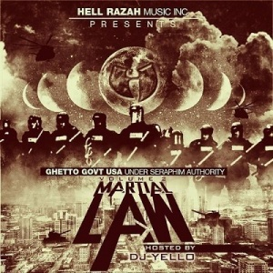 hell razah cover