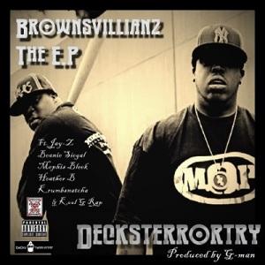 brownsvillainz cover