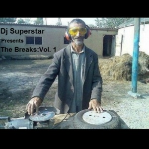 dj superstar cover
