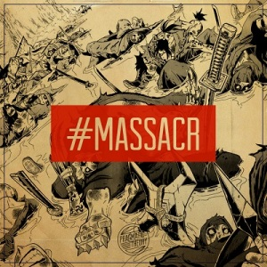 massacr album cover