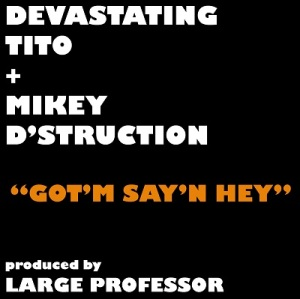 mikey d cover
