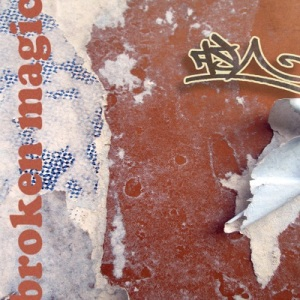 broken magic cover