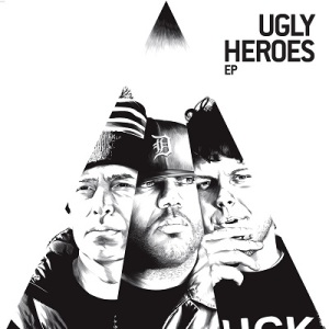 ugly heroes ep cover