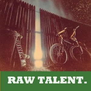 raw talent cover