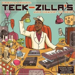 teck-zilla cover