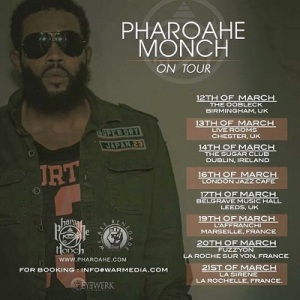 pharoage monch flyers