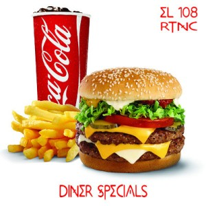 diner specials cover