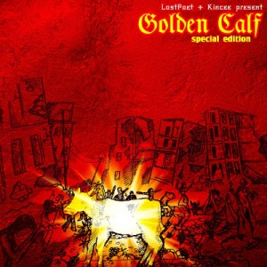 golden calf cover