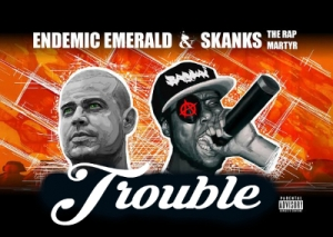 trouble cover