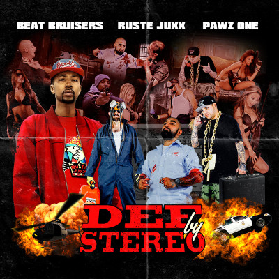 def by stereo cover