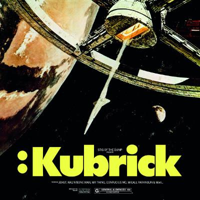kubrick cover