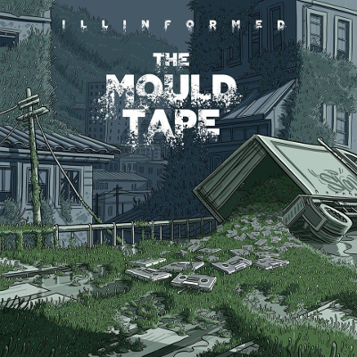 mould tape cover