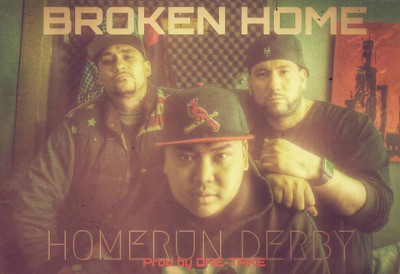broken home cover