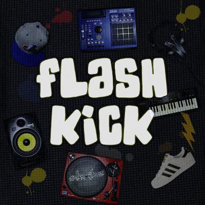 flash kick cover