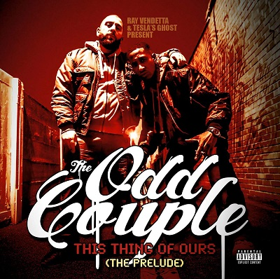 odd couple cover