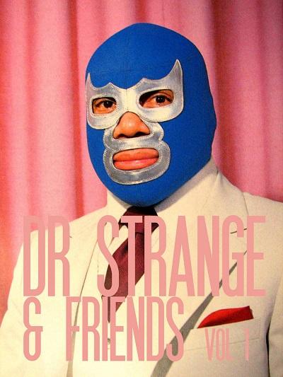 strange cover