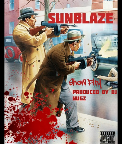 sunblaze cover