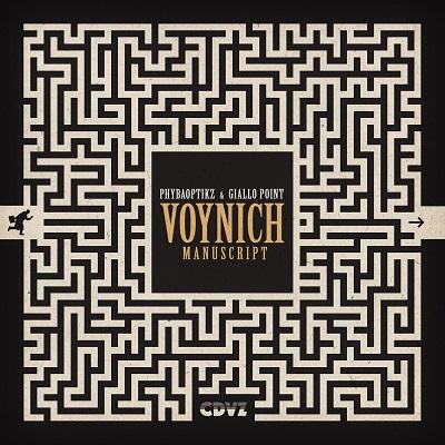 voynich cover