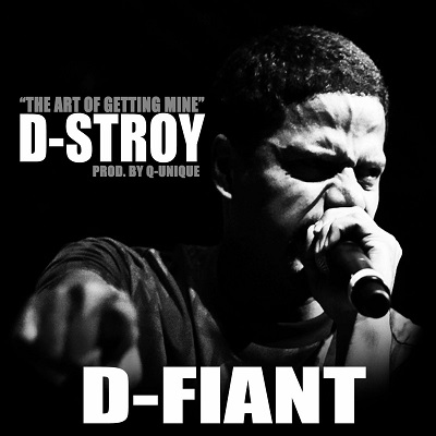 d-stroy cover