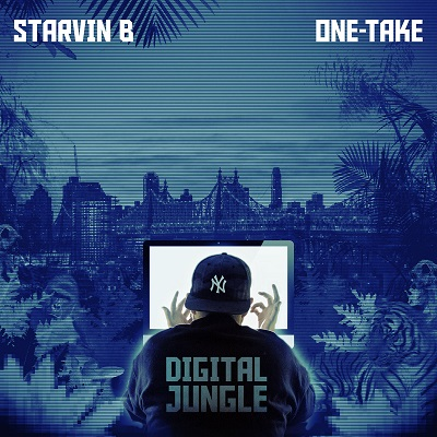 starvin b cover