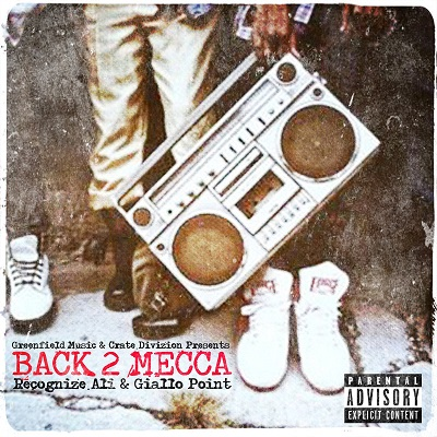 back 2 mecca cover