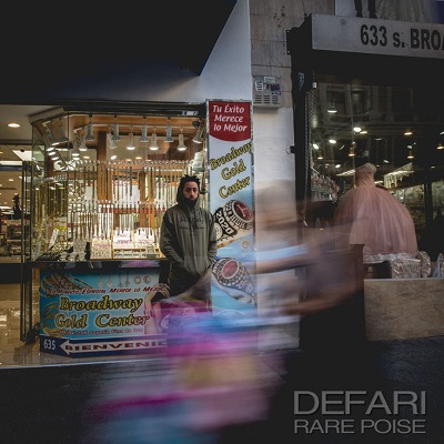 defari cover