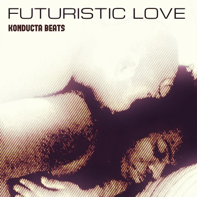 futuristic love cover