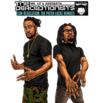 perceptionists cover