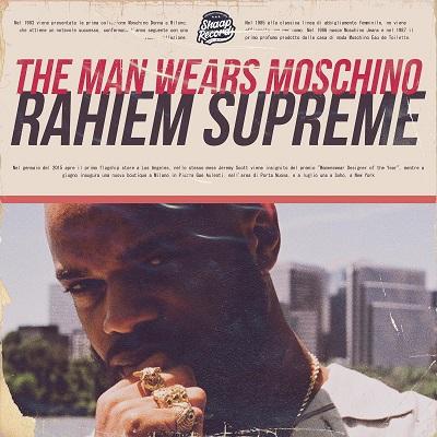 rahiem supreme cover