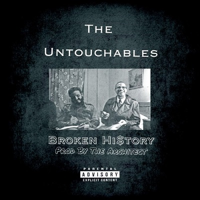 untouchables cover