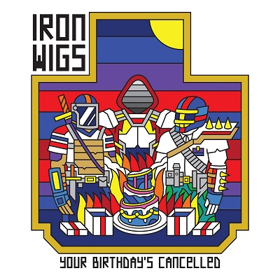 iron wigs cover