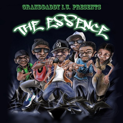 the essence cover
